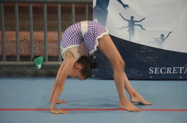 Dança e ginástica nos Jogos Escolares Municipais