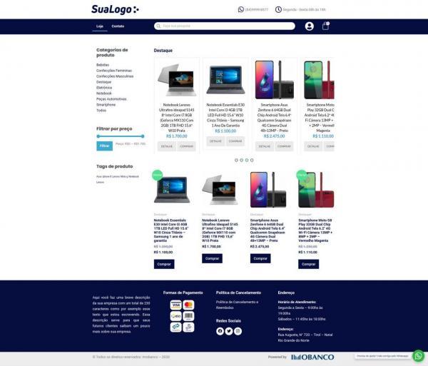 Empresa apresenta projeto de lojas virtuais gratuitas para CDL Natal e Fecomércio/RN