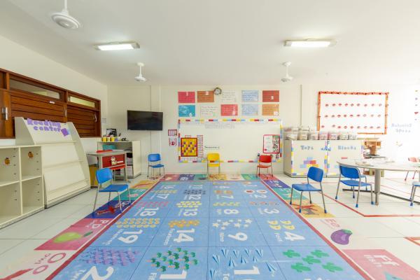 Com um manual de protocolos rígido e espaço físico amplo, Maple Bear Natal volta às aulas presenciais na segunda (14)