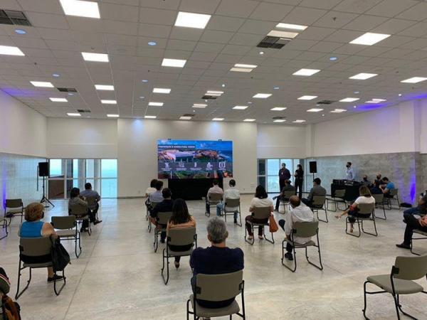 Centro de Convenções de Natal anuncia retomada de eventos