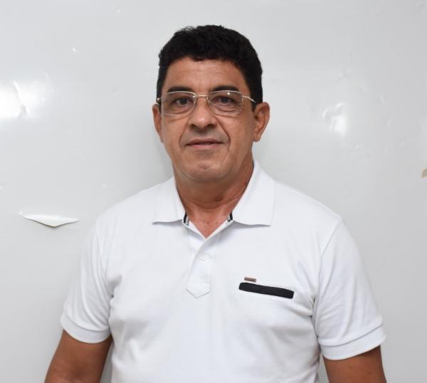 Professor Luiz Agnaldo é o novo secretário de educação no governo do prefeito Salomão Gomes