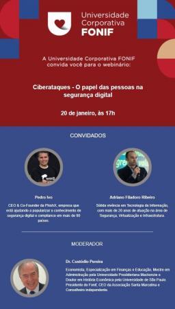 Webinardebate ciberataques e segurança digital