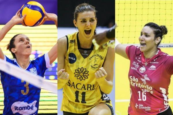 SUPERLIGA BANCO DO BRASIL 20/21: CBV divulga tabela da semifinal feminina