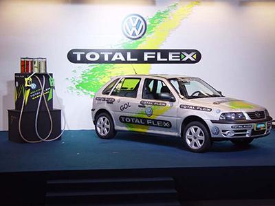 Maioridade do carro flex e responsabilidade ambiental