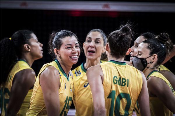 LIGA DAS NAÇÕES: Seleção feminina abre terceira semana contra Sérvia