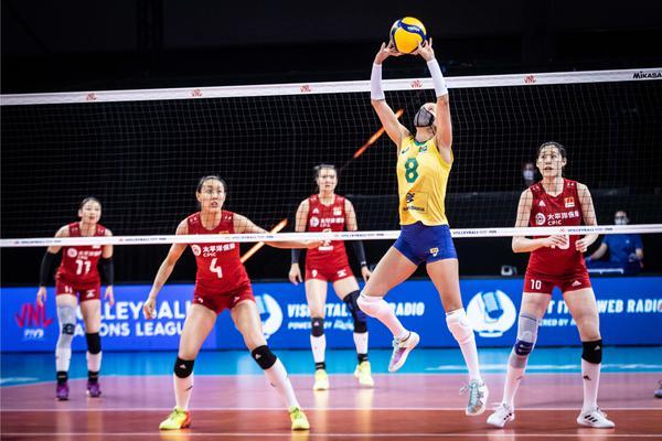 LIGA DAS NAÇÕES: Seleção feminina é superada pela China no tie-break