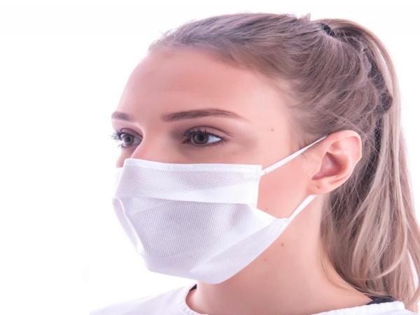 Máscaras cirúrgicas anti-covid com tecnologia 100% nacional chegam ao mercado