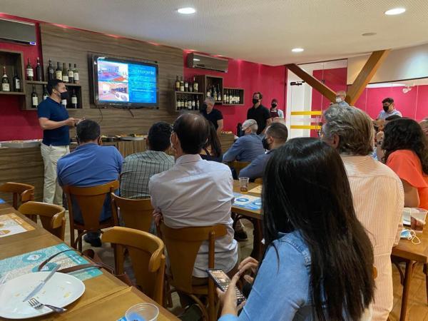 Lazer e renda: mercado imobiliário do RN conhece projeto inovador em São Miguel do Gostoso