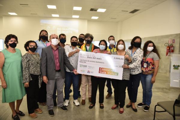 Governo do RN realiza premiação do Concurso Guia de Turismo Virtual