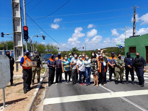Municípios potiguares recebem ação de educação ambiental no combate às queimadas e incêndios florestais