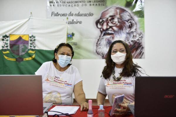 Governadora abriu seminário em homenagem ao centenário do educador Paulo Freire