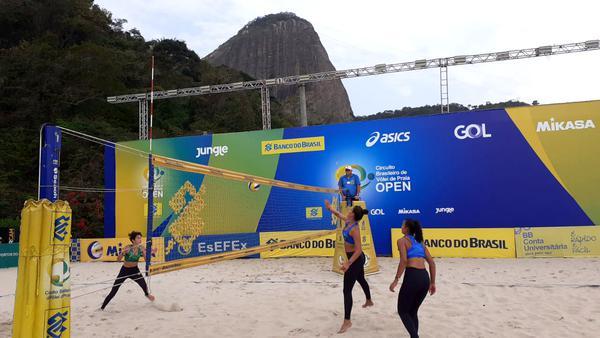 CIRCUITO BRASILEIRO SUB-21: Qualifying abre primeira etapa e define classificados à fase de grupos
