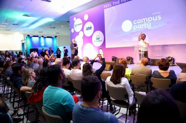 Capacitação de servidores públicos é destaque na segunda edição da Campus Party Natal