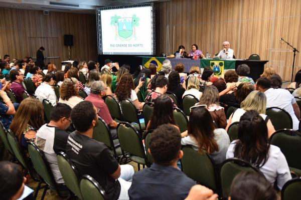 Governadora destaca valorização da escola pública no Encontro de Educadores do Campo