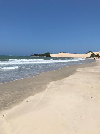 Manchas de óleo não afetam o turismo do RN