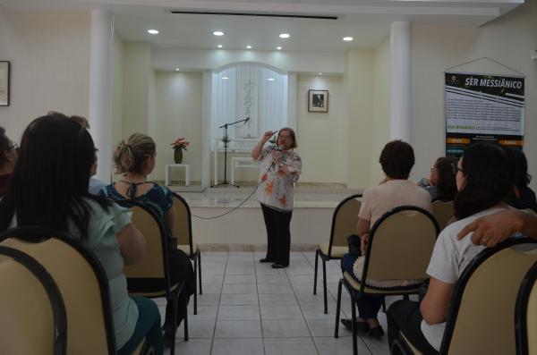Professores de Religião conhecem Igreja Messiânica Mundial de Natal