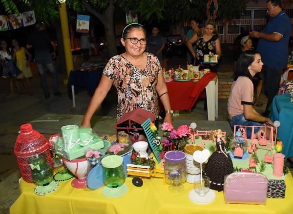 Primeira Amostra de Artesanato é realizada com sucesso na cidade de Felipe Guerra