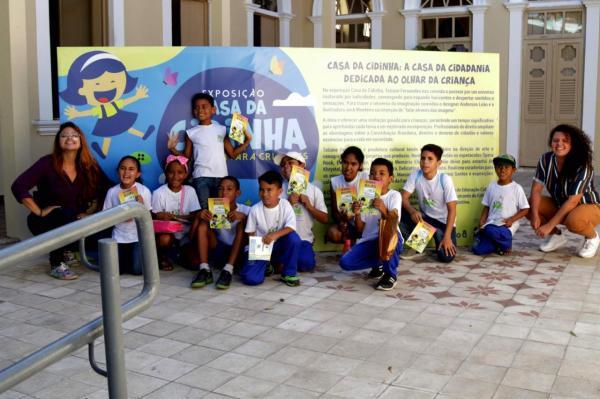 Casa da Cidinha: exposição sobre cidadania para crianças vai até o próximo domingo (03)