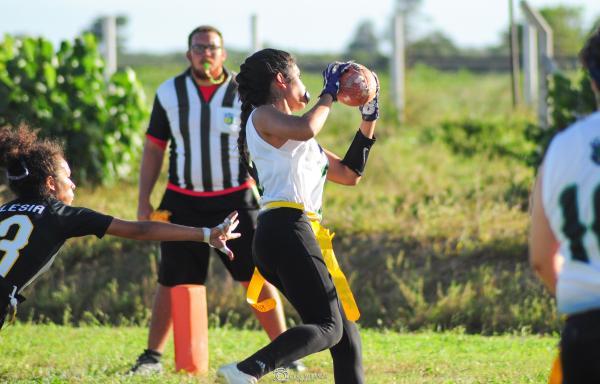 Bulls Potiguares tem dez atletas na seleção brasileira de Flag Football