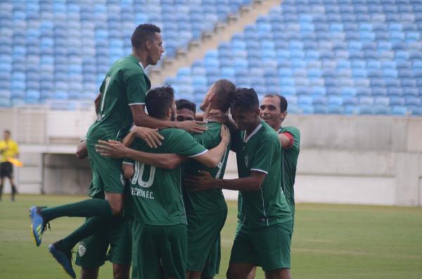 Alecrim vence o Atlético Potengi e garante vaga na final da segunda divisão do estadual de futebol