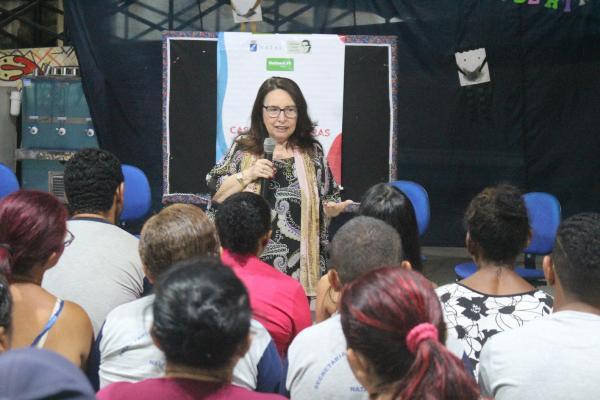 Escola Municipal Djalma Maranhão promove 37ª Feira do Livro