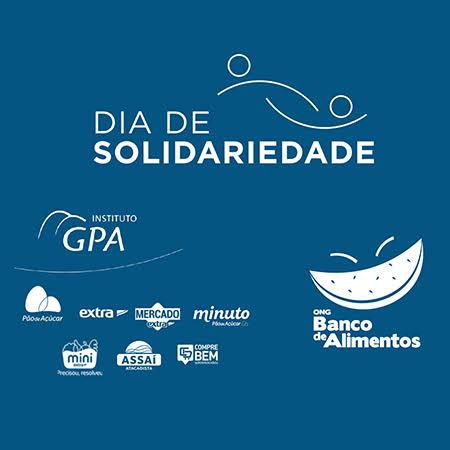 No dia 07 de dezembro, todas as regiões do país participam do Dia de Solidariedade
