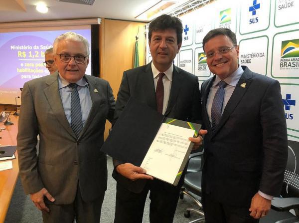 AMIB e Ministério da Saúde assinam Acordo de Cooperação Técnica com foco nas UTI públicas