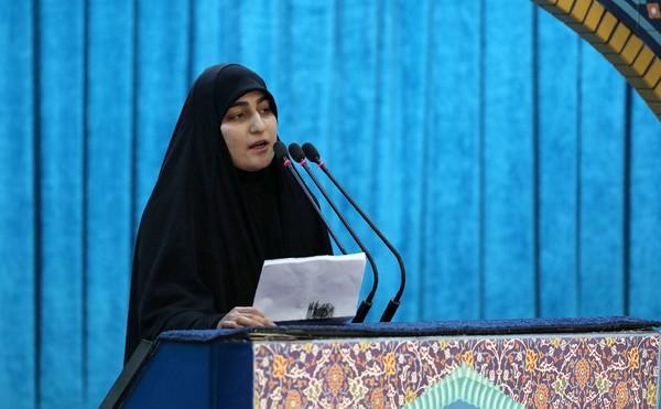 Filha de general iraniano Qassem Soleimani ameaça EUA