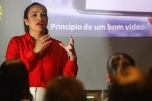 Jornalista Delma Lopes estará em Natal neste mês de março para ministrar cursos de comunicação e mídias digitais