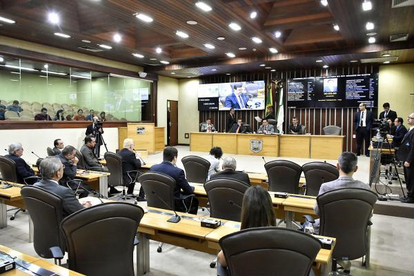 Assembleia Legislativa suspende atividades por 15 dias