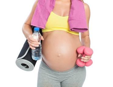 6 Exercícios físicos na gravidez