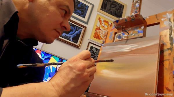 Jayr Peny apresenta um panorama das Artes Plásticas na Europa em meio a pandemia do Corona Vírus