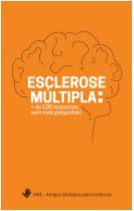 Lançamento inédito de livro com as principais respostas para as dúvidas mais comuns sobre Esclerose Múltipla