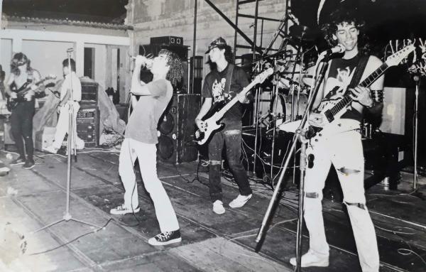 Demo esquecida da banda Sodoma é lançada em CD