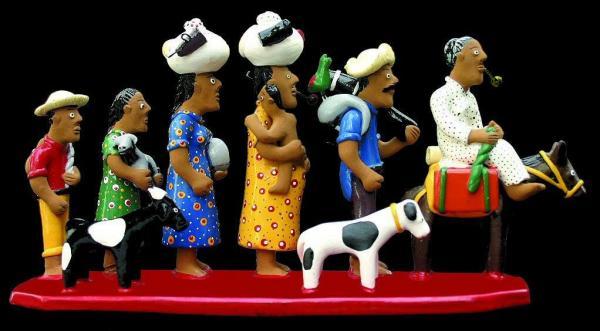 Arte Popular Brasileira; Artistas e Arteiros