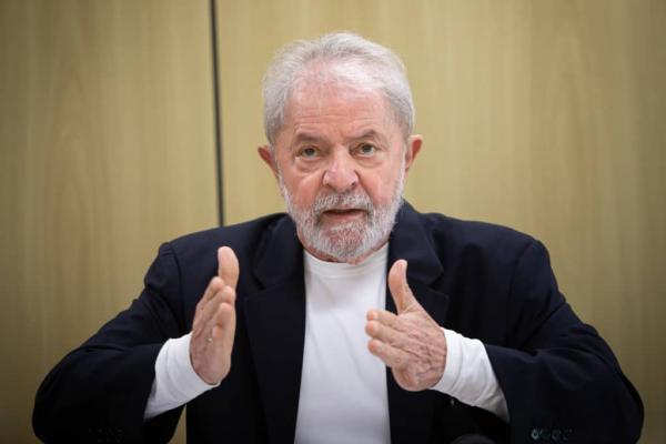 A íntegra da entrevista que o ex-presidente Lula concedeu ao Sul21 em Curitiba